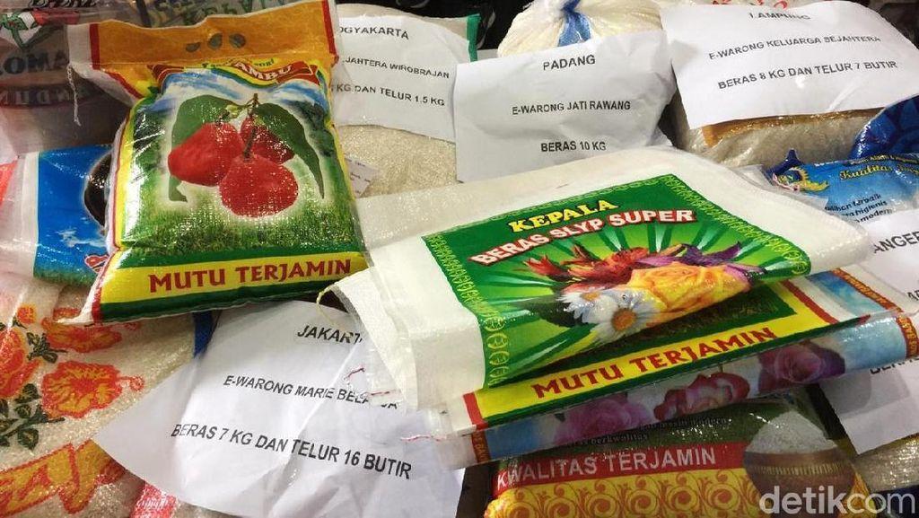 Anggaran Subsidi Sembako Naik Tahun Depan Jadi Rp 150.000/Keluarga