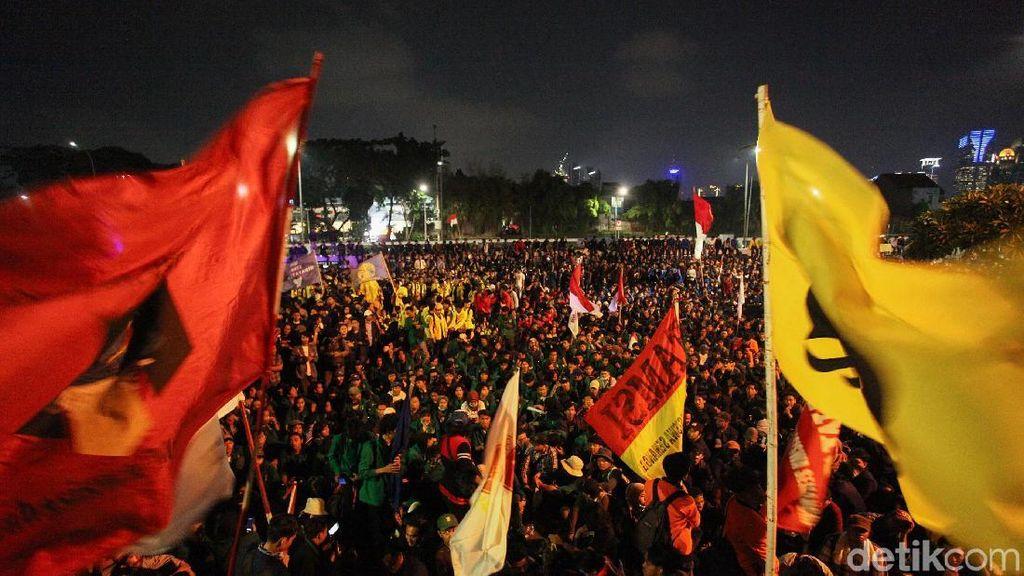 2019 Tahunnya Aksi Massa: Mahasiswa-Pelajar Demo di Mana-mana