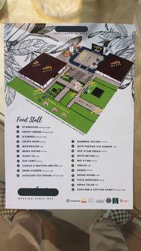 Viral Pesta Pernikahan Mirip Festival Kuliner, Ada Starbucks hingga Sushi Tei