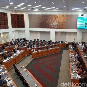 Banggar DPR Rapat Pengesahan RAPBN 2020 Bareng Sri Mulyani Cs