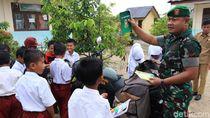 Peran Serta TNI AD Majukan Pulau Terluar Aceh di Simeulue