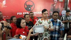 Tentang Gibran Rakabuming yang Dulu Ogah Politik, Kini Daftar Jadi Kader PDIP