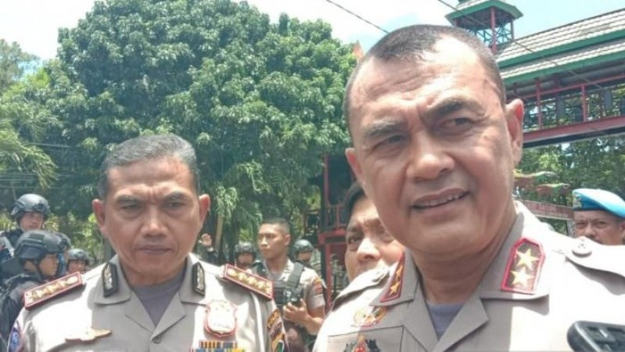 Foto: Kapolda Papua Irjen Rudolf A Rodja. (Antara foto)