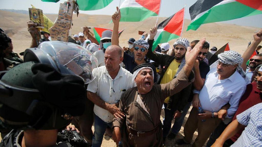 Israel Setujui 4 Ribu Warga Palestina Jadi Penduduk di Tepi Barat