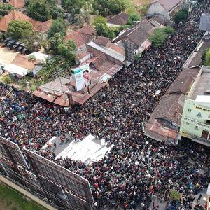 Rupiah Loyo Karena Aksi Demo?