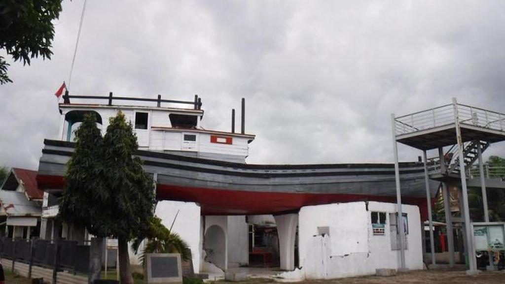 Kapal di Atas Rumah, Saksi Bisu Tsunami Aceh