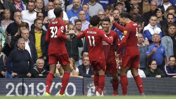 Pemain Liverpool Ogah Terbuai Tren Buruk MU