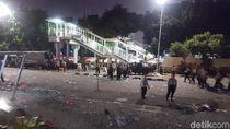 Massa Aksi di Depan KPK Bubarkan Diri