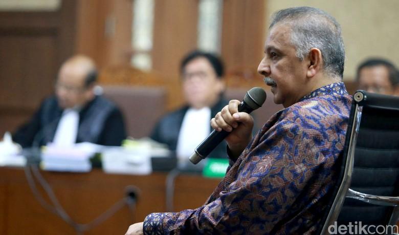 Sofyan Basir Hadapi Sidang Tuntutan Kasus PLTU Riau-1 Hari Ini
