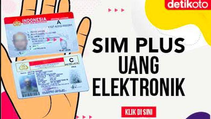SIM Plus Uang Elektronik