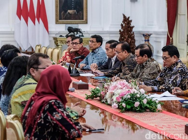Jokowi Pertimbangkan Perppu KPK, Komisi III F-PDIP: DPR Tak Intervensi
