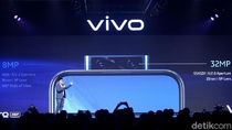 Vivo V17 Pro Menggebrak dengan 6 Kamera
