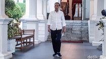 Video Jokowi Tunda Pengesahan 4 RUU, Termasuk KUHP