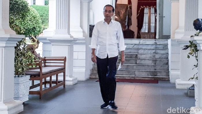 Presiden Joko Widodo (Jokowi) (Foto: Andhika Prasetya/detikcom)