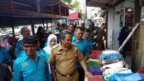 Selalu Sepi, Wawalkot Minta PD Pasar Ngantor di Pasar Sarijadi Bandung