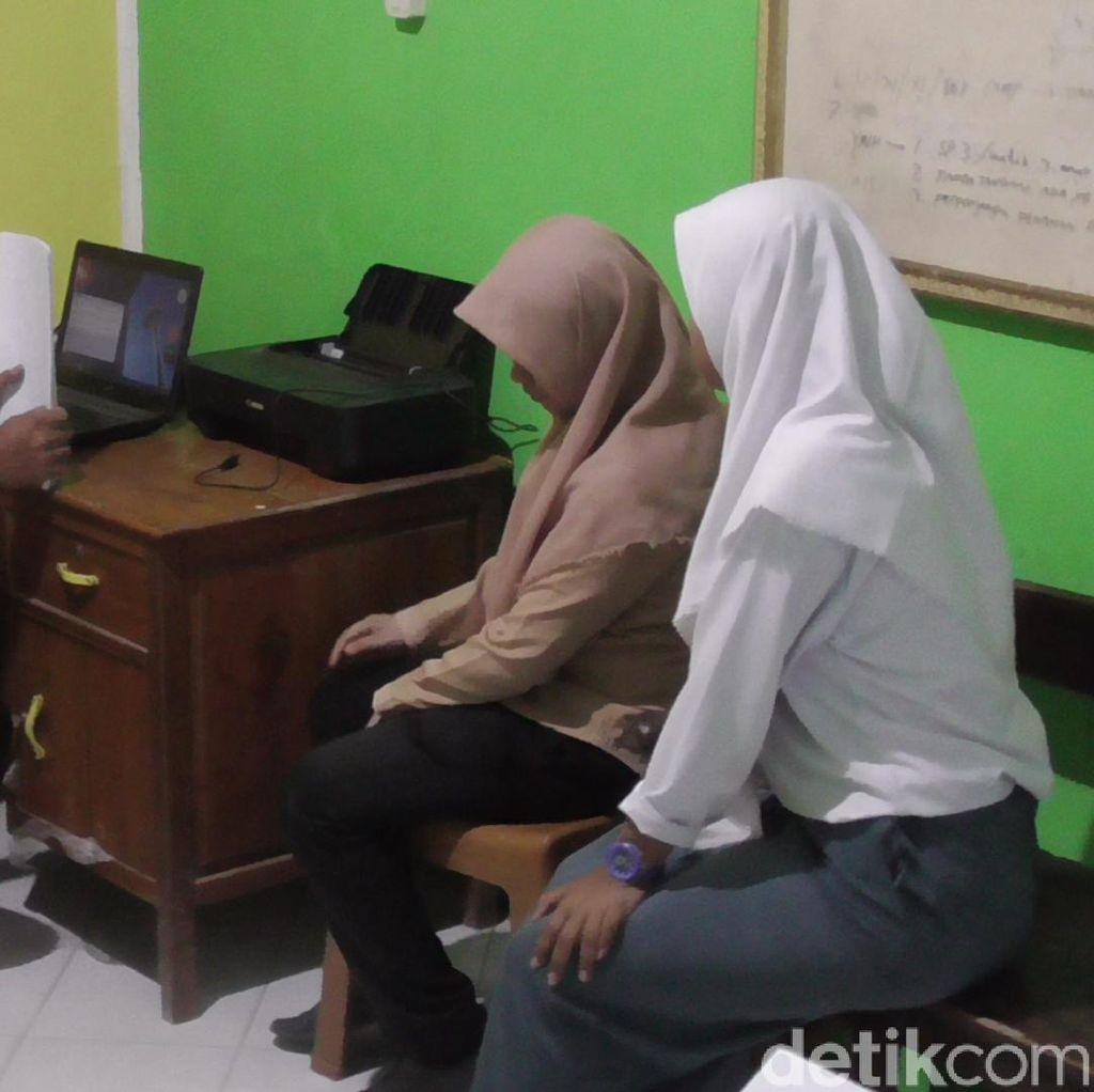 Polisi Periksa Guru BK-5 Siswi Terkait Penemuan Janin dalam Kelas di Sulbar