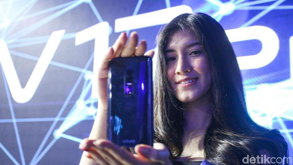 Rahasia Vivo Bisa Melesat Jadi Nomor Dua di Indonesia