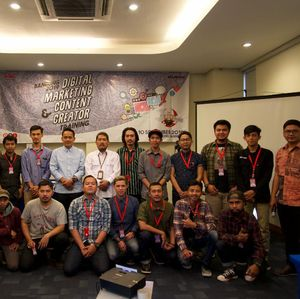 Strategi Hutama Karya Tingkatkan Skill Digital Marketing Pelaku UKM