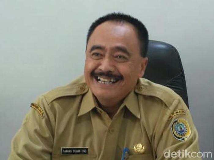Pelaksana Tugas Asisten II Pemkab Tulungagung, Tatang Suhartono/Foto: Adhar Muttaqin