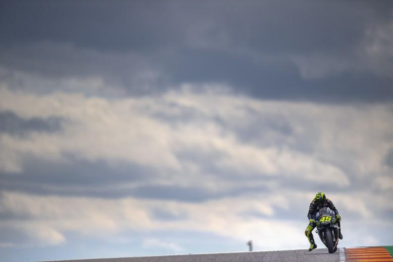 Valentino Rossi. Foto: Mirco Lazzari gp/Getty Images