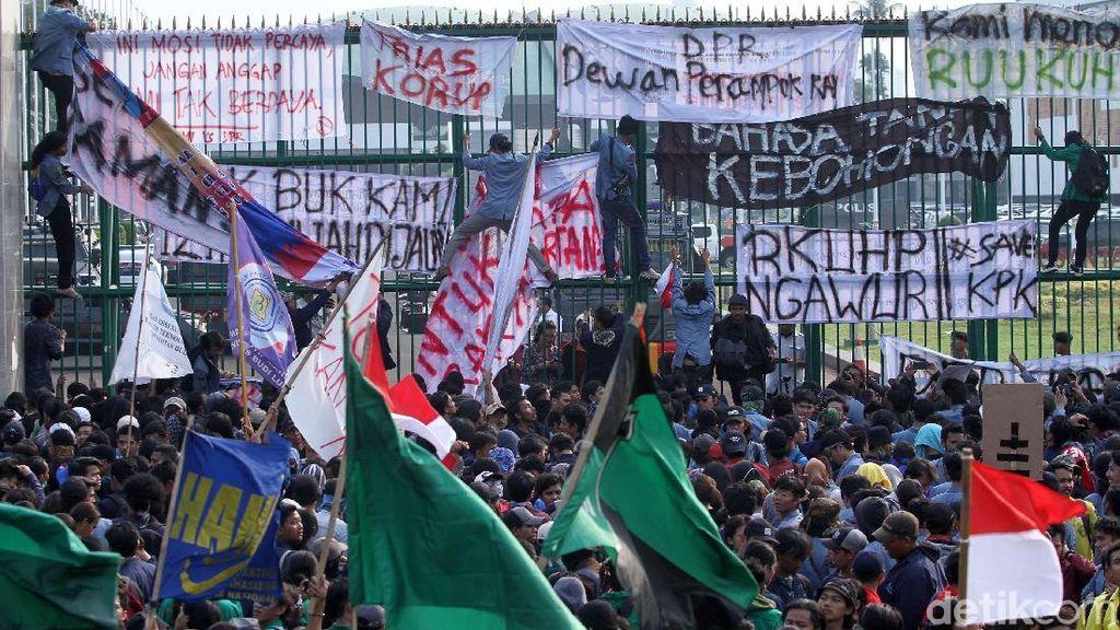Ramai Demo, Pengusaha Khawatir Penolakan Pemilu Terjadi Lagi