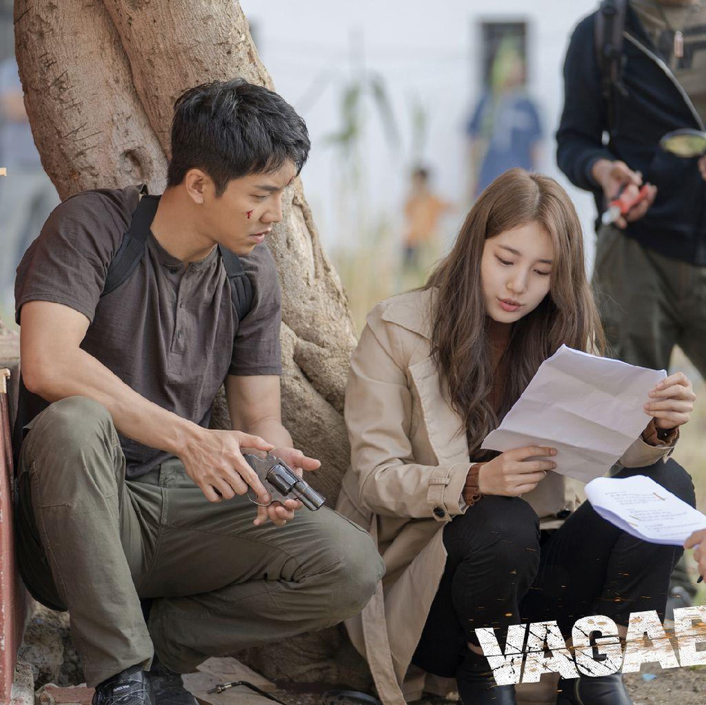 Sejauh Mana Hubungan Lee Seung Gi dan Suzy di Vagabond?