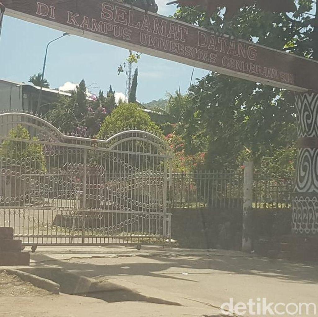 Polisi Halau Aksi di Uncen Jayapura, Mahasiswa Eksodus Diantar ke Waena