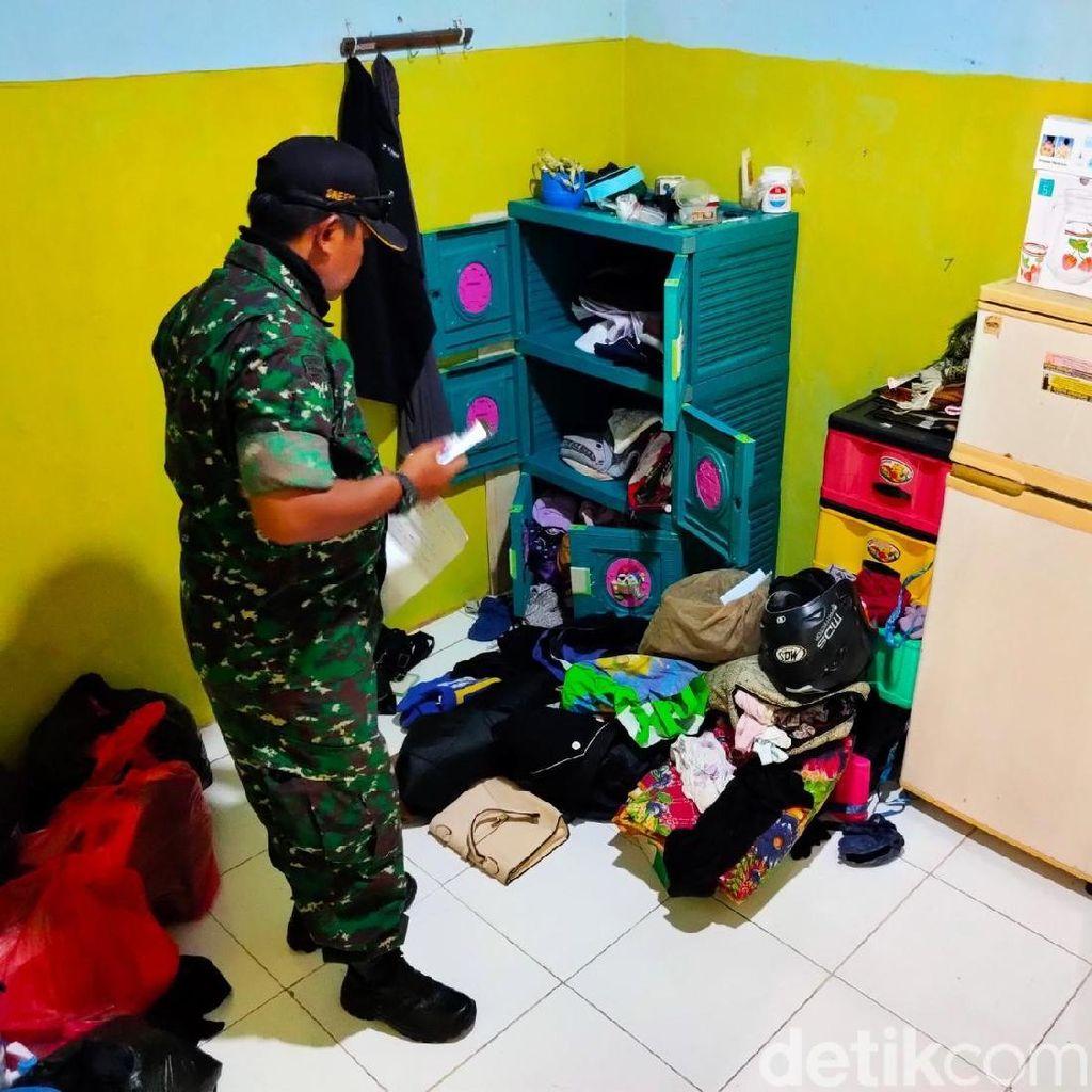 Ini Barang-barang Milik Terduga Teroris di Bekasi