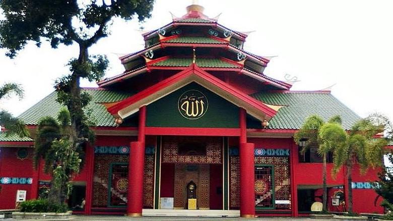 Masjid Cheng Ho, Surabaya. Foto: Indonesia Raya