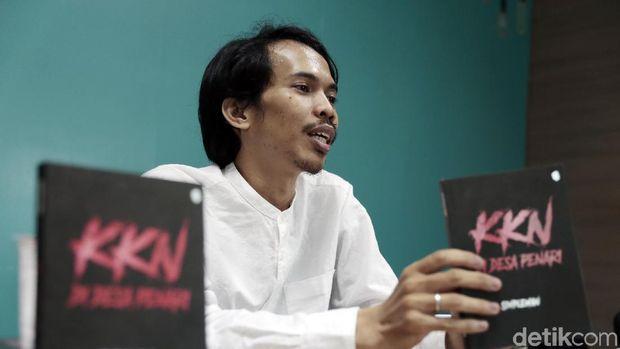 Editor Penerbit Bukune, Muhammad Barkah Winata
