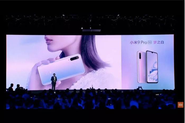 Xiaomi 9 Pro 5G. Foto: Screenshot YouTube