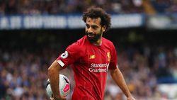 Salah 0 Gol Jelang Duel Liverpool dengan MU, Klopp: Selalu Ada yang Pertama