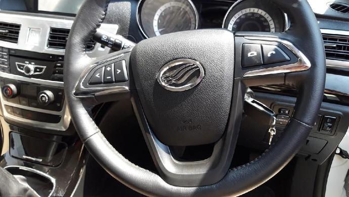Intip Mewahnya Interior SUV Esemka Garuda 1