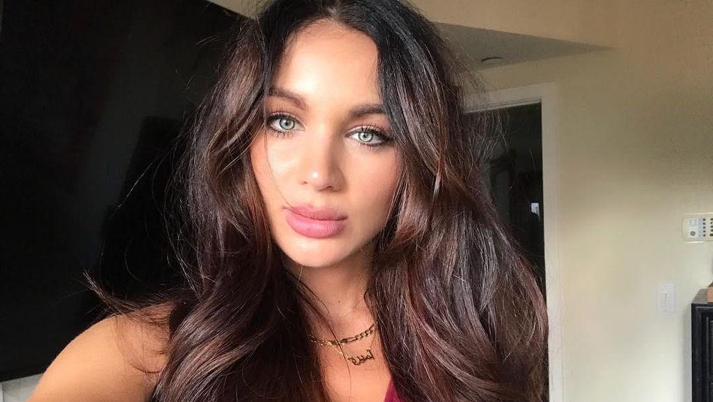 Cantiknya Aktris yang Dijuluki Angelina Jolie dari Timur Tengah