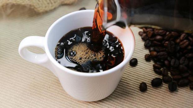 Manfaat kopi tanpa gula.