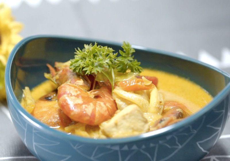 tongseng seafood