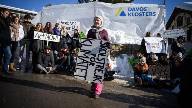 Greta Thunberg, Gertak Gerah Bocah Penolak Perubahan Iklim