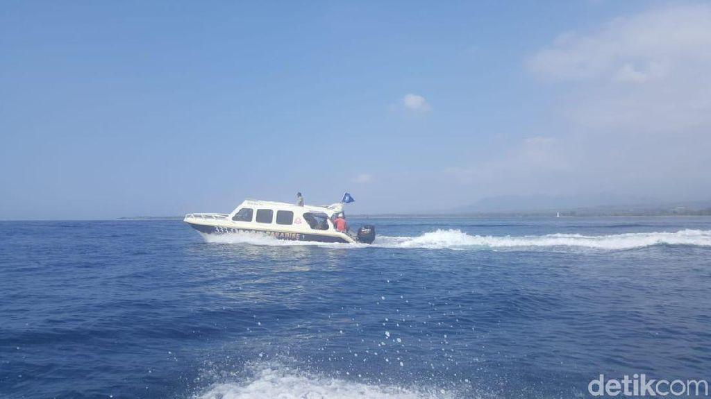 Kapal Wisata Lombok Baru 70 Persen Beroperasi Pasca Gempa