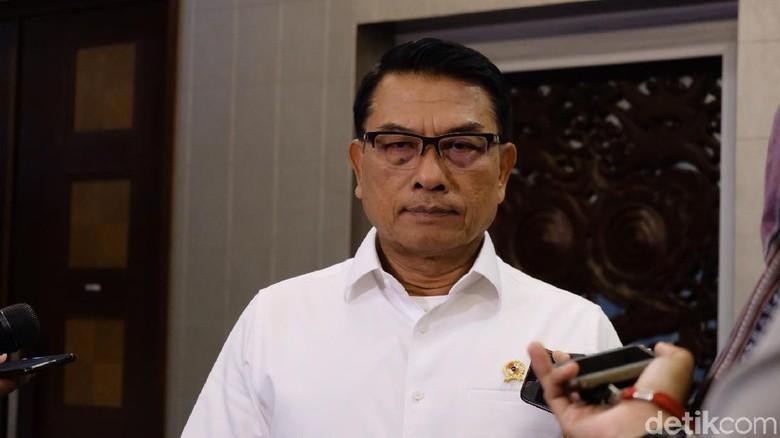 Benny Wenda Ingin Bertemu Jokowi, Moeldoko: Temui Saya Dulu!
