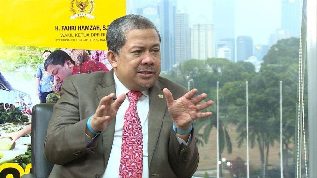 Fahri Tantang Joko Anwar Debat soal Bubarkan DPR: Yang Kalah Digampar STM?