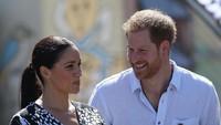 Pernyataan Ratu Elizabeth Soal Pencopotan Gelar Kerajaan Harry dan Meghan