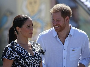 Pangeran Harry Curhat Jahatnya Pers Pada Meghan, Khawatir Akan Seperti Ibunya