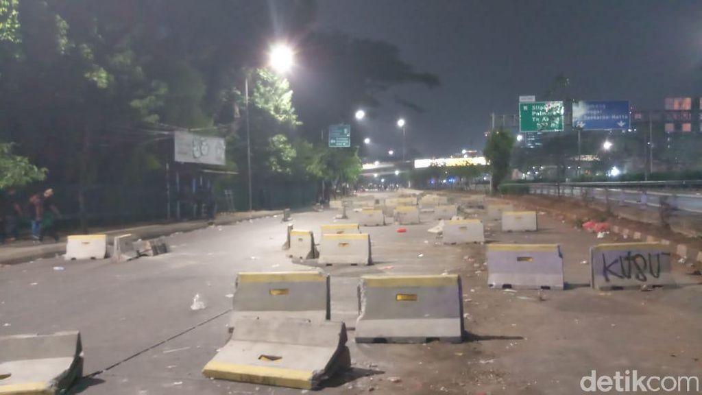Demo Depan DPR Rusuh, Pameran Properti di JCC Ditutup