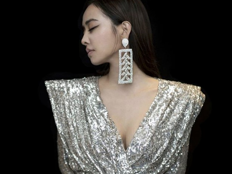 Penyanyi Taiwan, Jolin Tsai. Foto: Dok. Instagram/jolin_cai