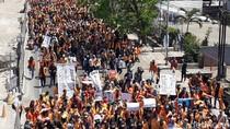 BEM di Makassar Nilai Larangan Demo saat Pelantikan Presiden Langgar UUD