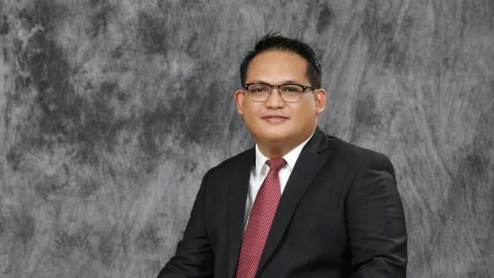 Direktur Keuangan Perindo Arief Goentoro/Foto: Dok. Perum Perindo