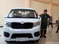 Wah! Pikap Esemka Bima Bakal Dipakai TNI AU