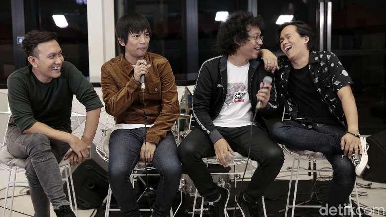 DMASIV Bahagia sampai Nangis Bisa Rekaman di Abbey Road