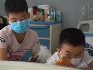 Kisah Haru Bocah Jual Bawang Demi Biayai Pengobatan Adik Ini Bikin Nangis