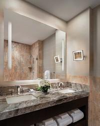 Hotel ini keluar jadi juara dari hasil survey yang dilakukan kepada para pembaca majalah Luxury Lifestyle Magazine. Mereka mayoritas puas dengan pelayanan hotel milik Trump. (Foto: dok. Trump International Hotel & Tower)